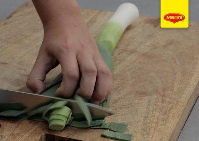 Online campagne Maggi kitchen hacks